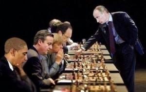 Poutine joueur d'échec