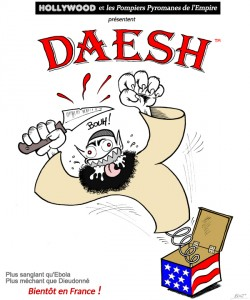 Daesh-dessin