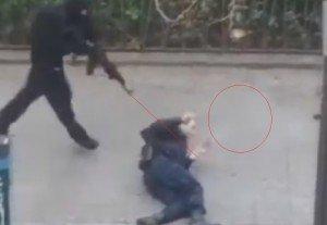 tir policier
